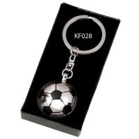 Crown-Football Key Ring</br>KF028